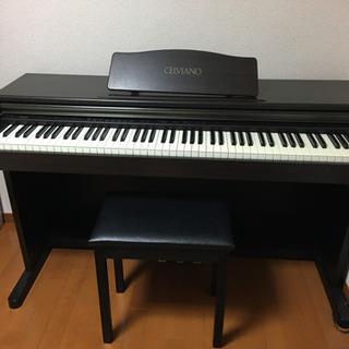 値下げしました。電子ピアノ CASIO セルビアーノAP-20