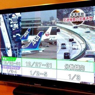 Panasonic TH-P50V1 (50インチプラズマテレビ)【値下げ 12/24】の画像