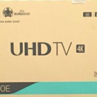 新品✨ハイセンス 4K対応55インチテレビ 55F60E