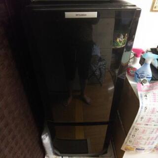 冷蔵庫さしあげます。応募者多数の為、締切