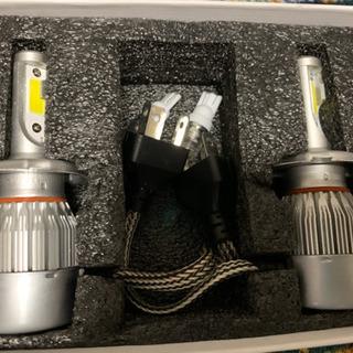 H4 LEDヘッドライト スモールバブル付き