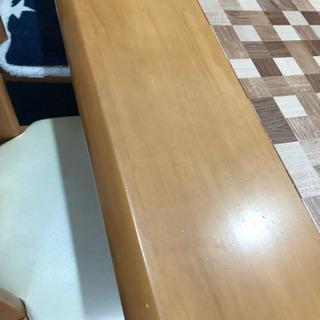 ダイニングテーブルセット - 生活雑貨
