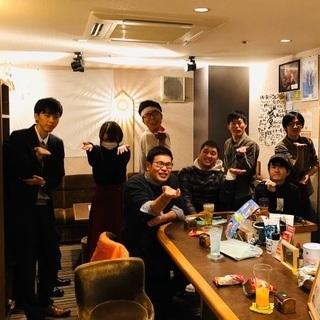 名古屋で話せる友達ができるバー!1人でも行ける!