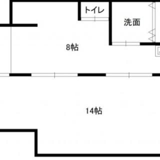 🔴【貸店舗 事務所】1階です!よく目立ちます
