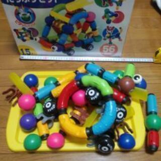 値下げ⭐磁石ブロック、知育玩具いかがですか?