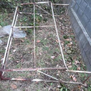 軒先 屋根 てつわく 鉄枠