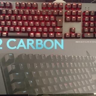 【中古】Logicool G512 CARBON ゲーミングキー...