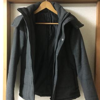 メンズ 中綿 ジャケット ブルゾン