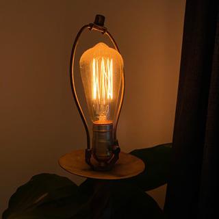 エジソンバルブ E26 110V  6個セット 電球