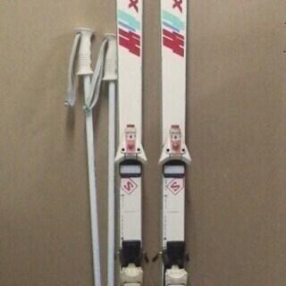KASTLE スキー 3点