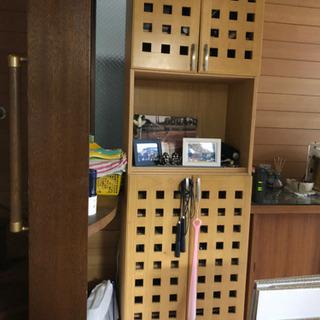 【12/23引取】無料!!引越しのため家具や収納