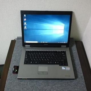 (代引可能)WIN10 TOSHIBA dynabook  L20 220C/W(4台目)の画像