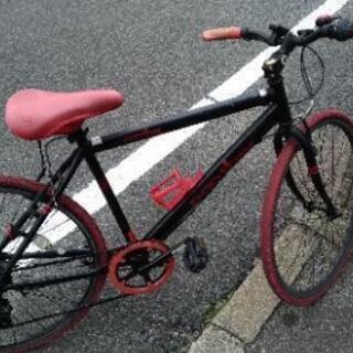 岡山市北区 自転車  PANTHER (パンサー)クロスバイク