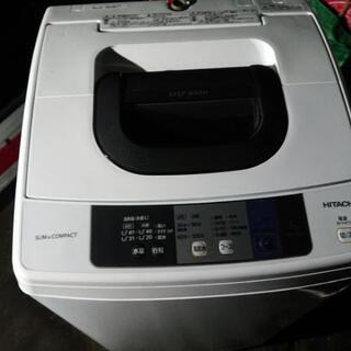 五キロ 全自動洗濯機  ( リサイクルですが綺麗です )