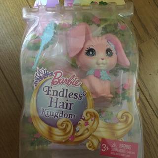 大幅値下げ🌟🌟新品未開封 Barbie ウサギ