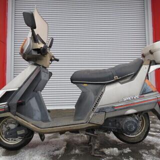 □ホンダ スペイシー125 JF02 125cc 原付2種 スク...