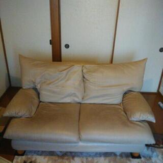 ソファー でゆったりしませんか