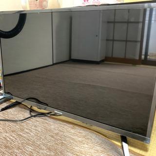 テレビ 32型ハイセンス ジャンクの画像