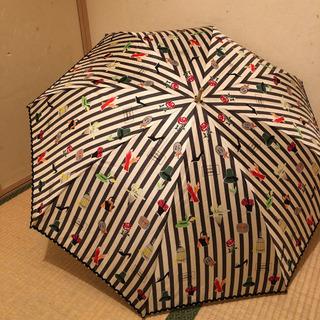 AURORA 折りたたみ 日傘雨傘兼用