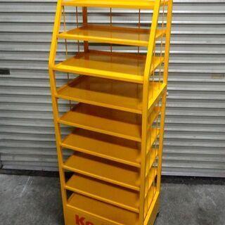 Kodak コダック スチール展示棚 陳列 収納 シェルフ