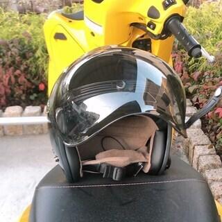 6000円に値下げ!【女性用】ヘルメット(54-55cm)とbl...