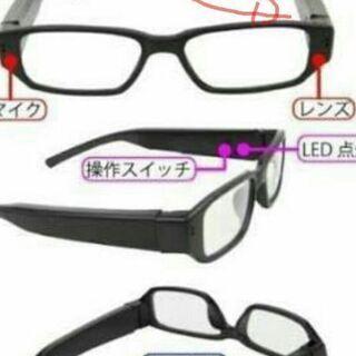 新品32GBマイクロSDカード付きメガネ