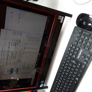 デスクトップパソコン SSD120G