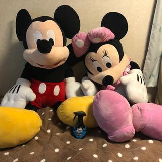 ディズニー  ミッキーとミニー