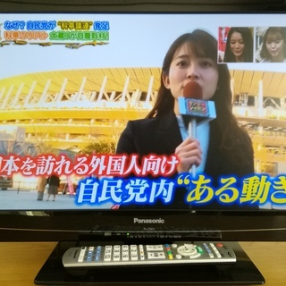液晶テレビ ビエラ TH-L23C5