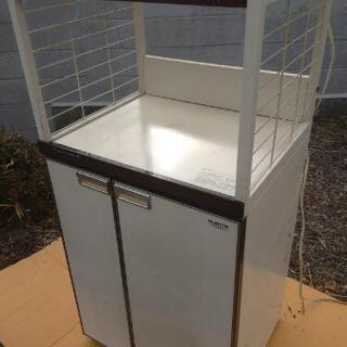 キッチン整理収納蔵キャビー