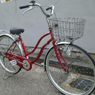 自転車 まあまあ綺麗 虫交換済み