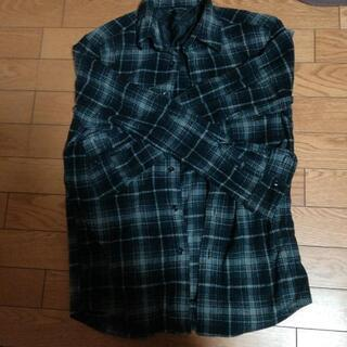 メンズ冬用シャツ
