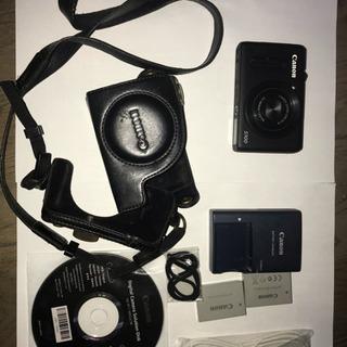 デジタルカメラ canon power shot s100 ジャンク