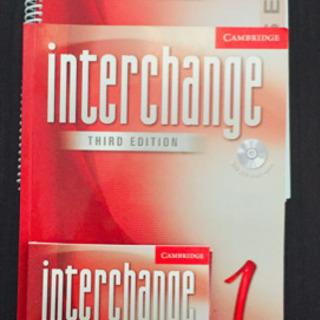 Interchange 1 Third Edition!インター...