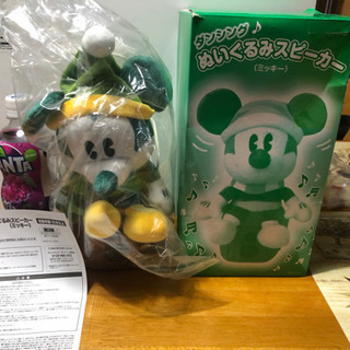 Disney  Mickey Mouse  非売品