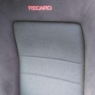 レカロ  SR3  DC2ホンダインテグラ タイプR 純正シート2脚