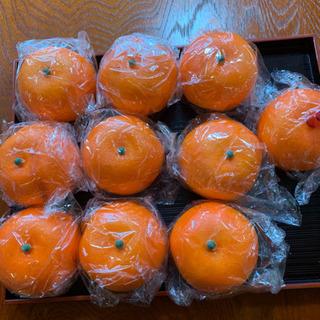 オレンジ【食品サンプル】