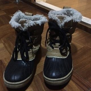 中古 SOREL ブーツ 23