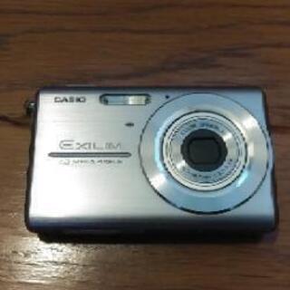 液晶デジタルカメラ(CASIO製)