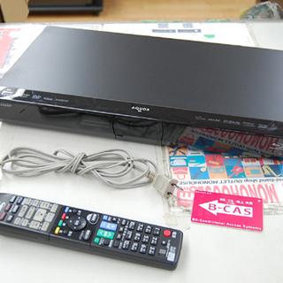 SHARP ブルーレイディスクレコーダー BD-W515 2チュ...