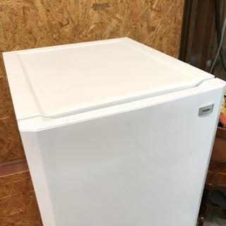 【管理KRR112】Haier 2016年 JR-NF140K 138L 2ドア冷凍冷蔵庫 - 流山市