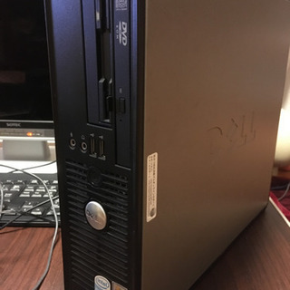 取引中 DELL パソコン ジャンク