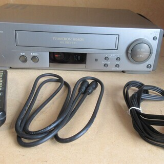 ☆シャープ SHARP VC-HF630 VHSレコーダー Hi...