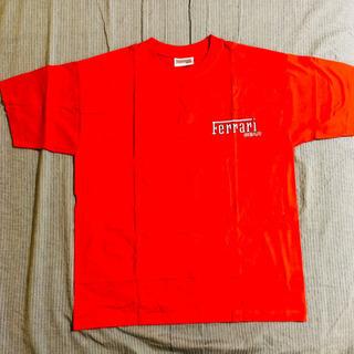 限定生産品 【新品未使用】フェラーリ Tシャツ