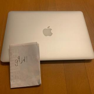 2017 MacBook Air 13インチ 上位モデル