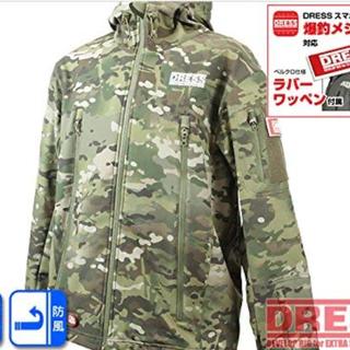 ドレス(DRESS) タクティカルジャケット 新品