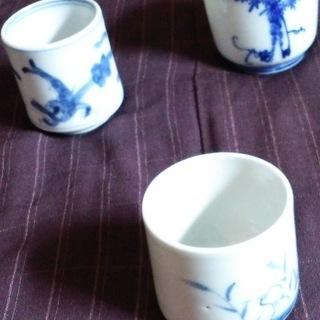 煎茶茶碗(骨董品)