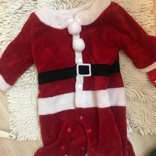 赤ちゃん サンタ服