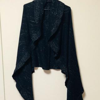 寒い時の羽織りに🎶
