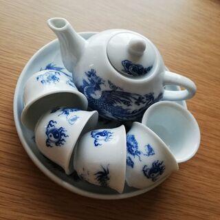 バッチャン焼き 茶器セット